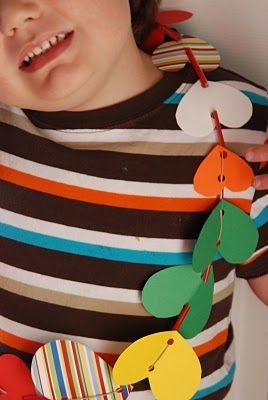 Valentines Lei: Friendship Valentine Crafts, Valentines Heart, Kids Valentines, Valentines Day, Valentines Necklace, Kid Ing Crafts, Valentines Lei Instead, Craft Ideas, Valentine S