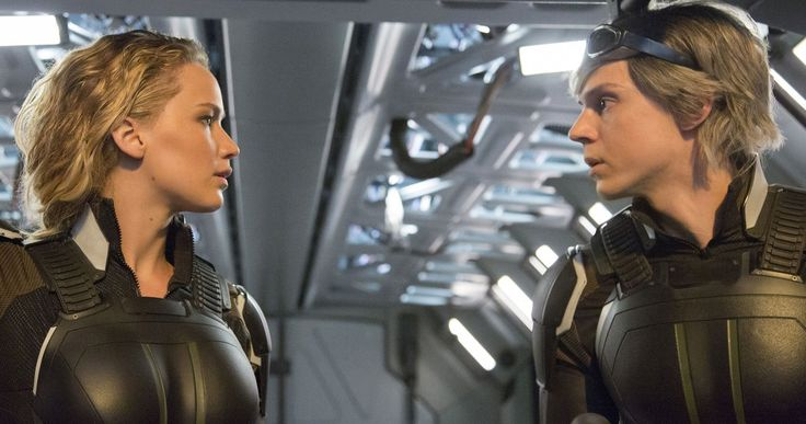 'X-Men: Apocalypse' Quicksilver Scene Is Bigger and Better -- Evan Peters spent 22 days filming a new Quicksilver sequence on 'X-Men: Apocalypse', which is even bigger than the 'Days of Future Past' scene. -- http://movieweb.com/x-men-apocalypse-movie-quicksilver-scene/