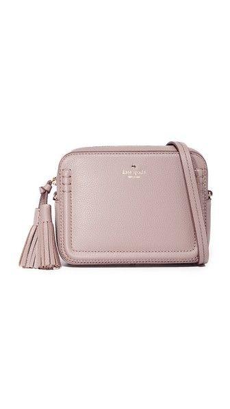 KATE SPADE Arla Camera Bag. #katespade #bags #shoulder bags #leather #