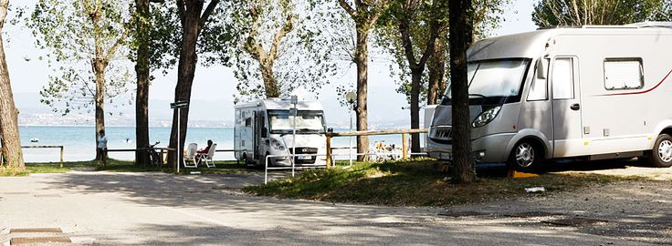 Camping San Francesco Desenzano del Garda, Lombardia, Italia, Lago di Garda