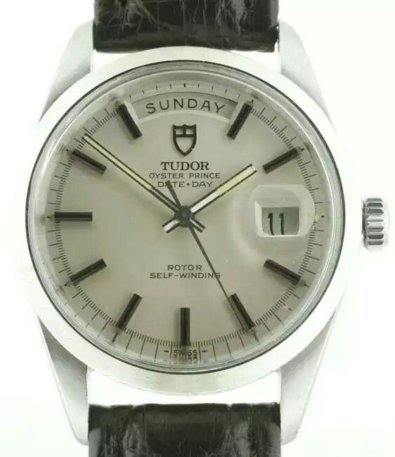 Tudor Day Date by Rolex circa 1970's - Used and Vintage Watches for Sale