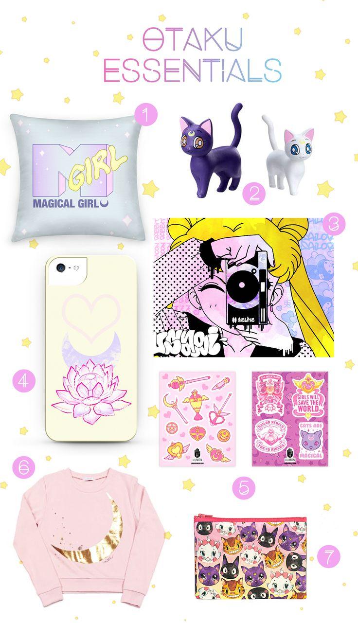 Anime lovers geek gifts otaku essentials 2 geek