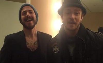 Matt Morris & Just... Justin Timberlake Hallelujah