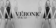 The talented star of Veronic Voices impersonates some of the biggest singers in the world with astounding accuracy in a show presented by Celine Dion.