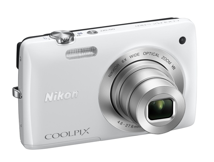 Nikon COOLPIX S4300 16 MP Digital Camera With 6x Zoom NIKKOR Glass Lens And 3