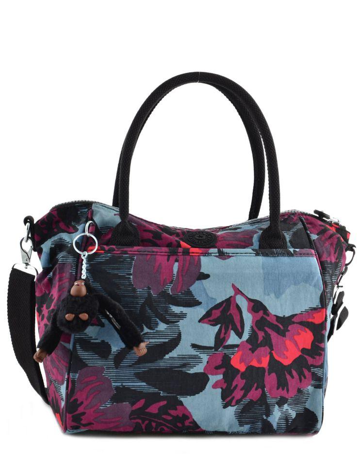 Sac shopping basic Kipling Rose bloom 110-00017195