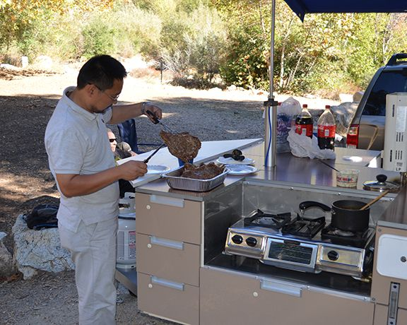 Outdoor mobili ~ Best my chuck wagon images outdoor cooking