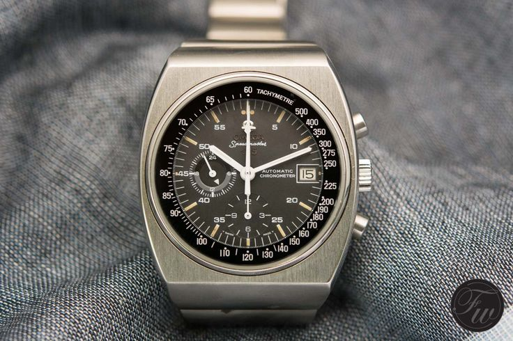Omega Speedmaster 125 - only 2000 pieces made in 1973