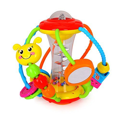 T-Tek Product Baby Toy Sensory Discover & Play Activity Ball