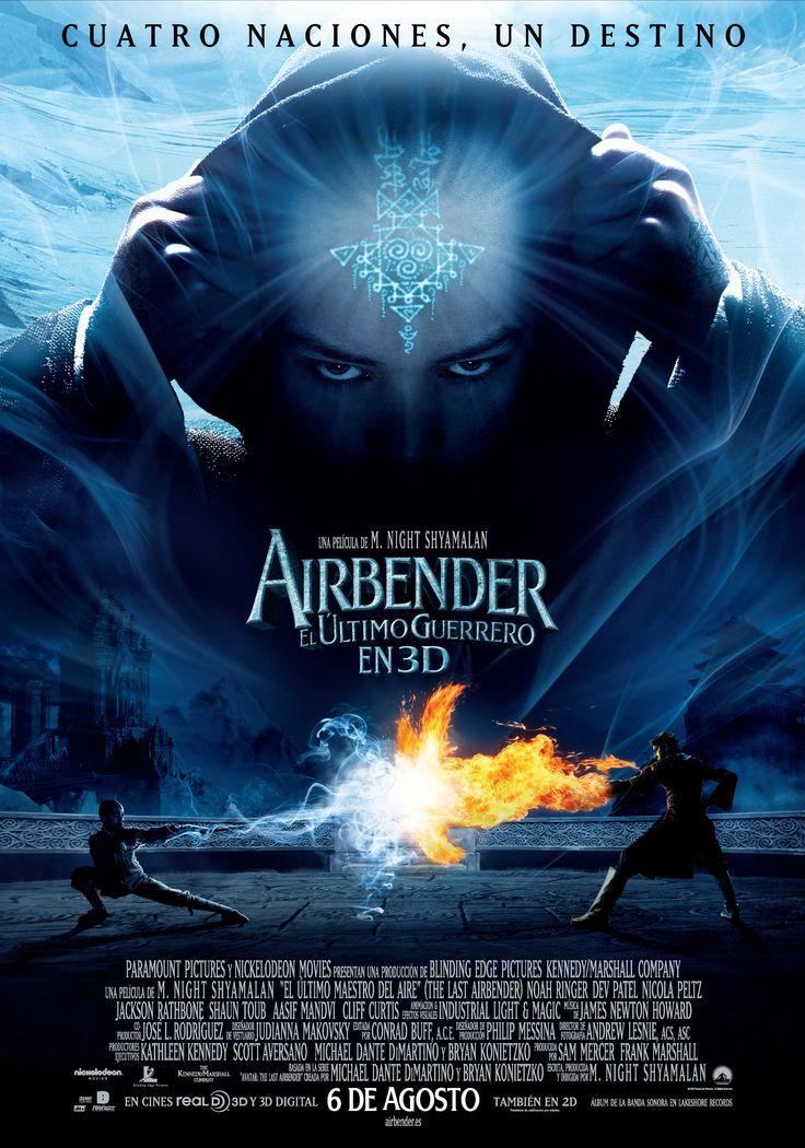 2010 - Airbender, el último guerrero - The last Airbender - tt0938283