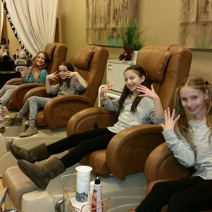 Little women's day. | Adelina Salon & Spa | Pinterest | Ladies day, Salons and Day