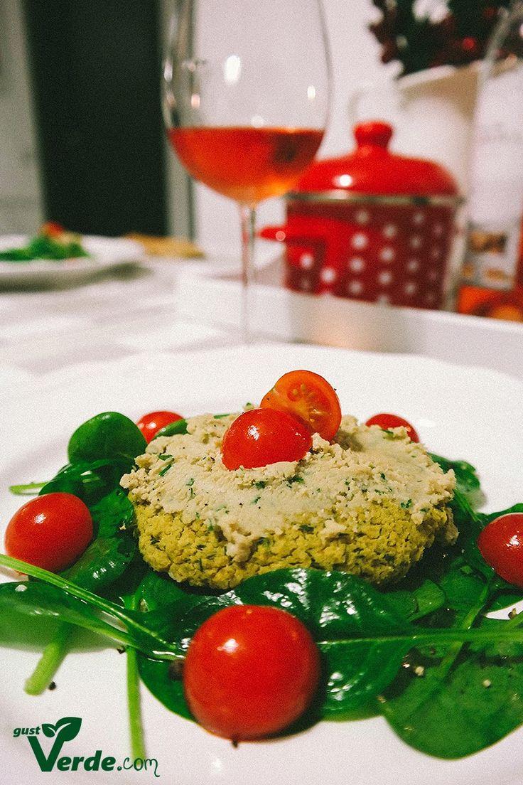 Gust Verde: Chiftele delicioase de naut.