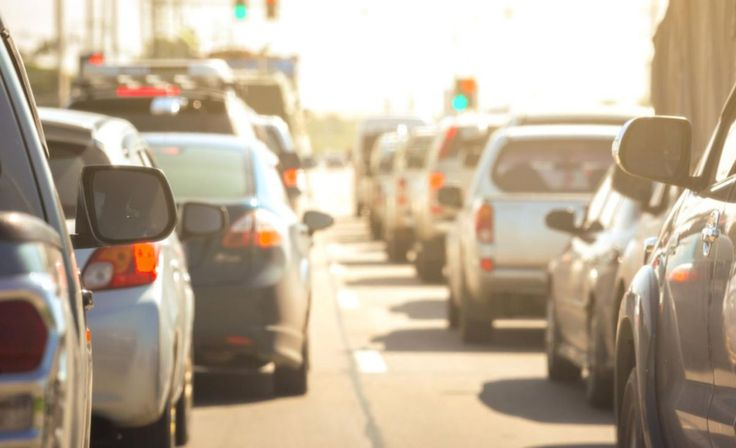 Rush-Hour Drivers Are Breathing In Twice as Much Pollution