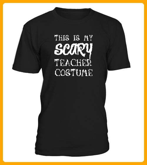 This Is My Scary Teacher Costume - Halloween shirts (*Partner-Link)