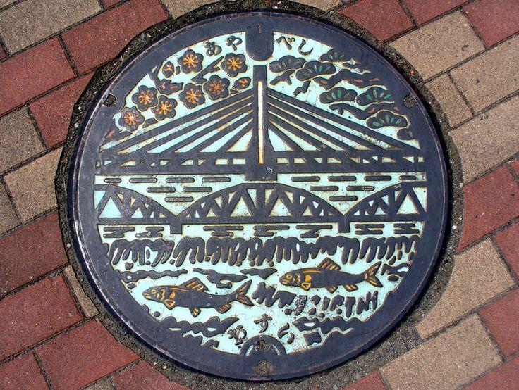 Japanese-manhole-cover-art-18.jpg 800×603 pixels