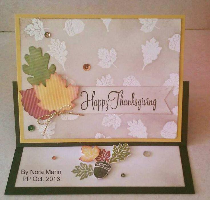 Ideas For Thanksgiving Cards To Make Part - 43: 14695543_671714659673018_3708287581548733701_n.jpg 753×718 Pixels. Pumpkin  IdeasGratitudeEasel CardsThanksgiving ...