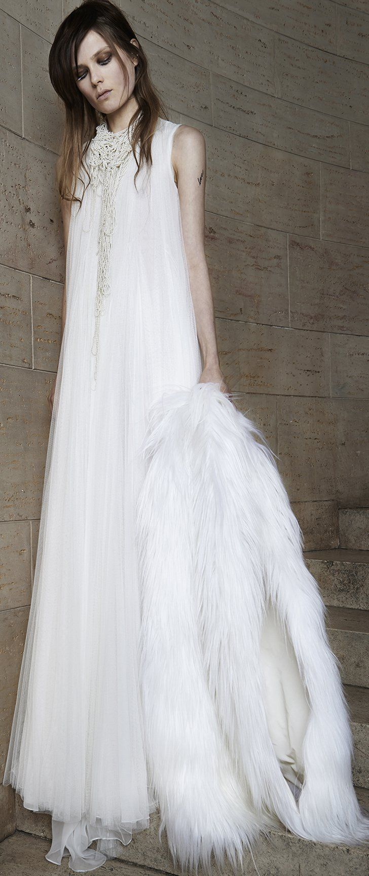 Pin for Later: Vera Wang Wants to Seduce You With Her Wedding Gowns