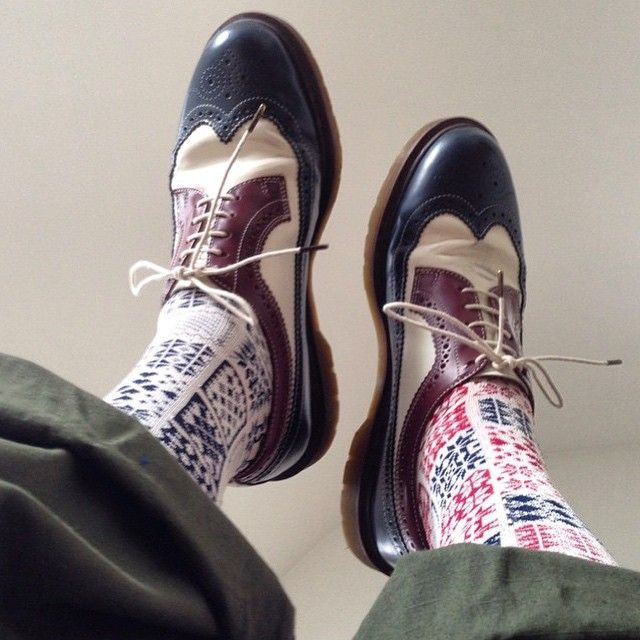 #oybo #socks #hoisery #chaussettes #calzini #oddsocks #calzinispaiati #sokken #style #fashion #colours #oybosocks
