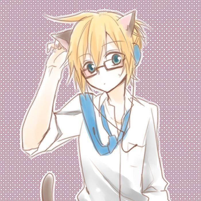 286 best images about kagamine len on Pinterest | So ...