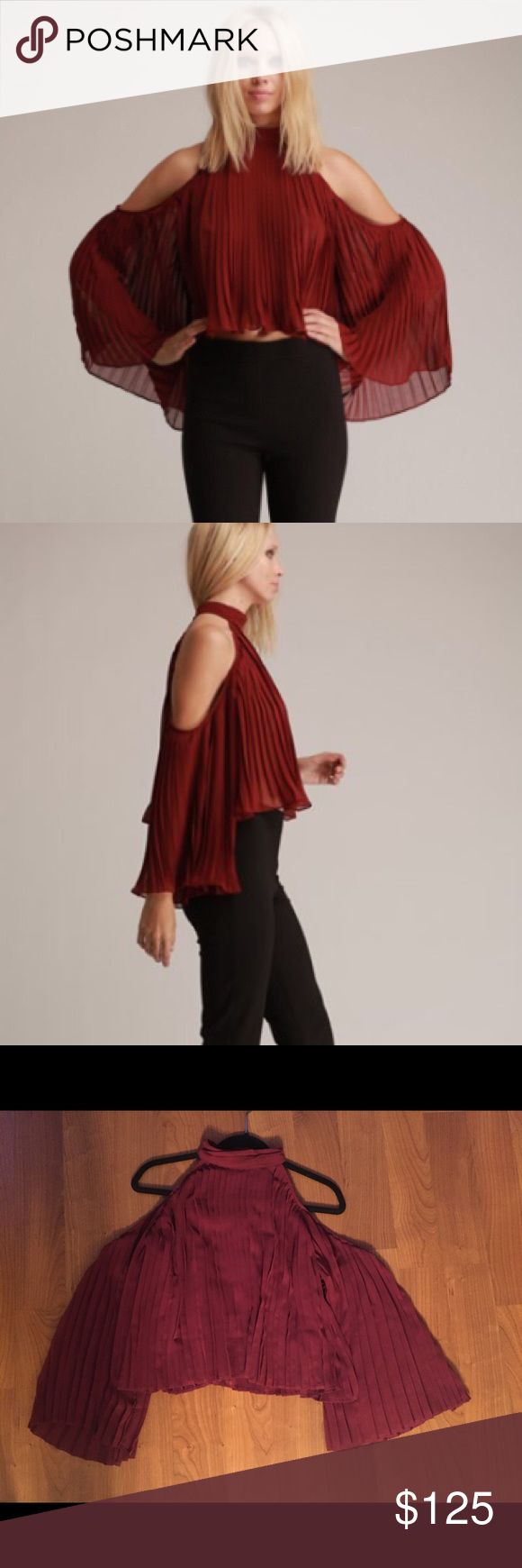 Walter Baker Mila Top Size Small New with tags! Walter Baker Tops