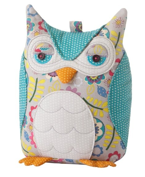 Owl Doorstop...need this for Emmas room