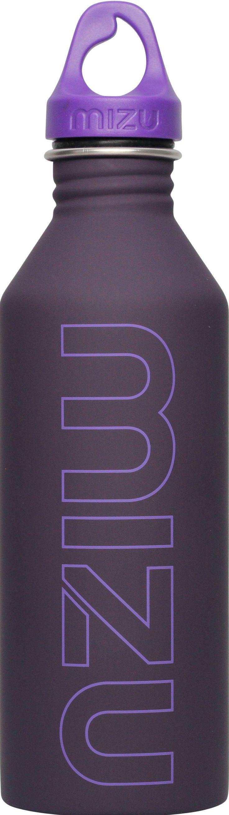 Mizu bottle purple
