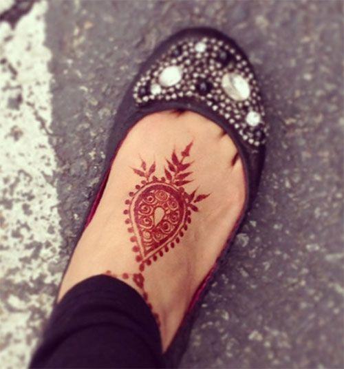 Top 50 Foot Henna Designs                                                                                                                                                                                 More