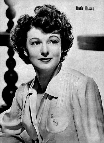 ruth hussey | Ruth Hussey