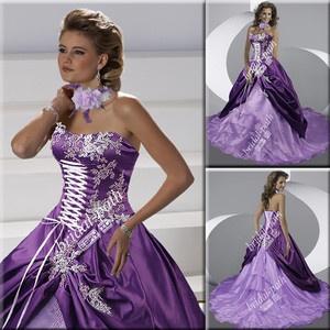Best 25 Purple wedding gown ideas on Pinterest Purple wedding
