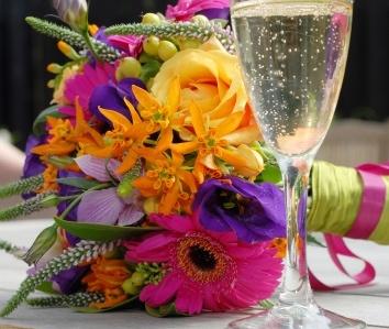 wedding bouquet, indian wedding colors #indianwedding #shaadibazaar