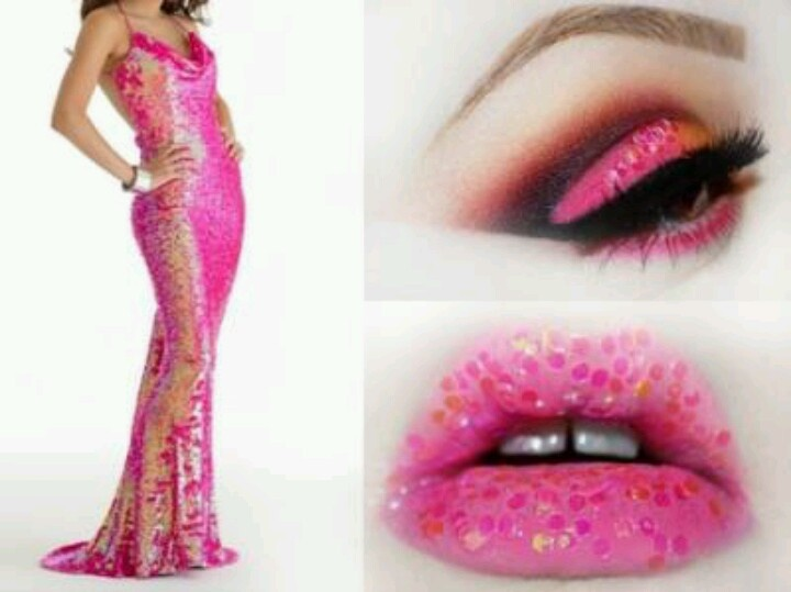 Sparkle in pink