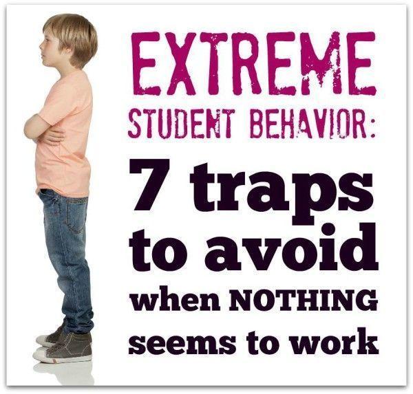 Behavior Traps
