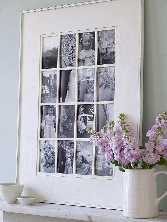 Wooden Multi Picture Frame Multi Ap Photo Frames