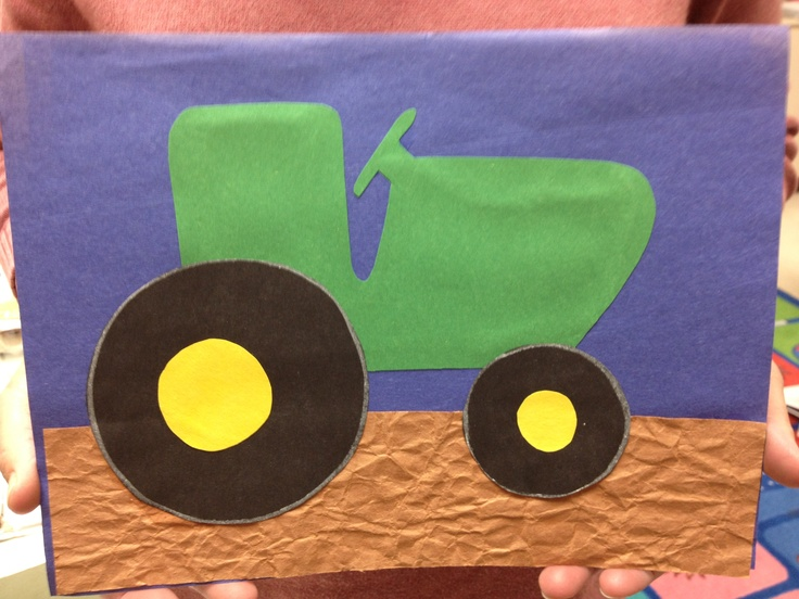 Tractor craftClassroom Fun, Crafts Ideas, Preschool Theme, Fall Preschool, Preschool Ideas, Art Ideas, Camps Crafts, Kinder Content, Farms United