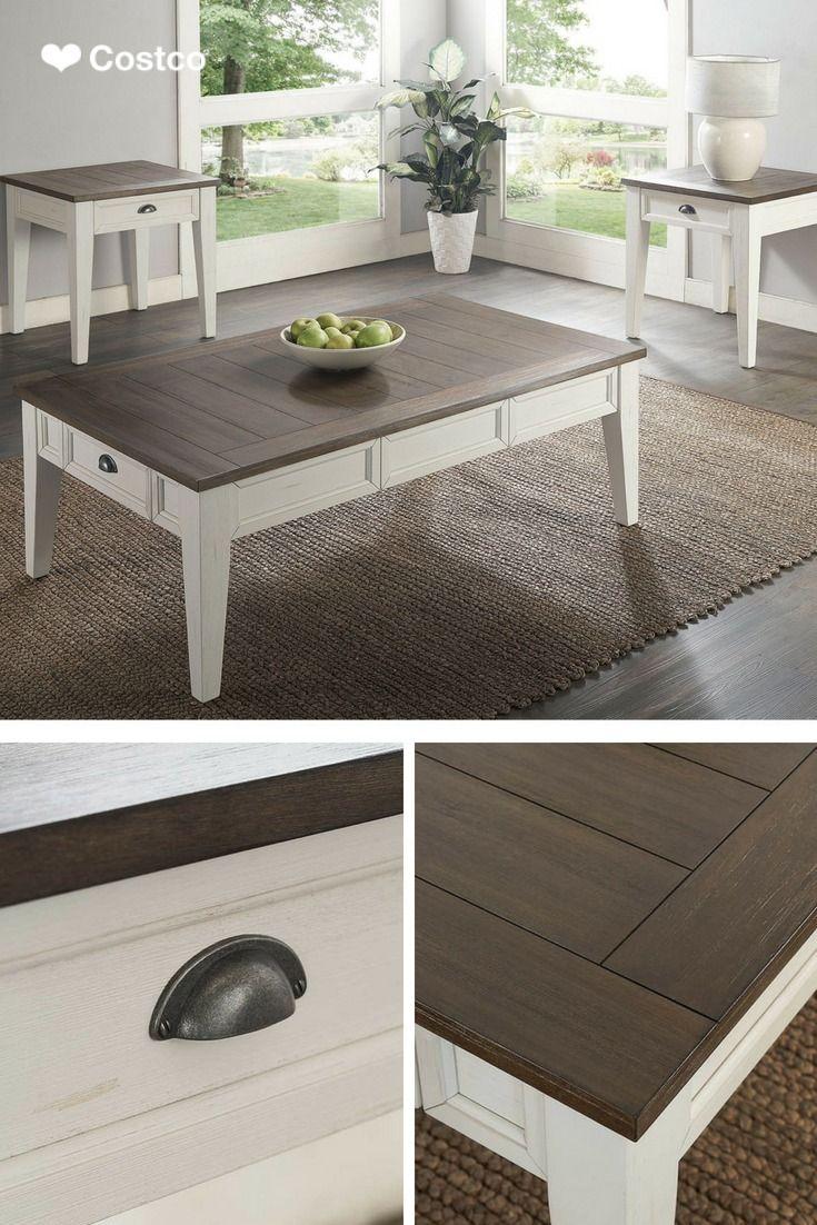 Pin On Home Furnishings Organization #three #piece #living #room #table #set