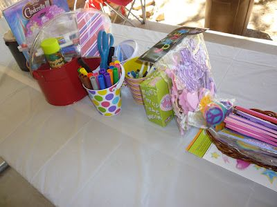 Girl's Camp Banner and Other Camping Decor and CABIN MOM packing list