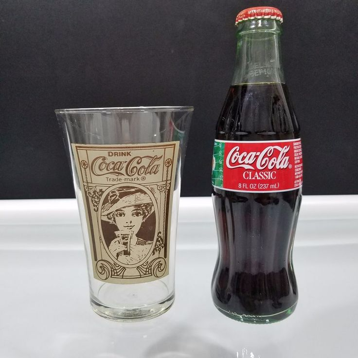 Coca Cola Archives Recreation of Flair Glass and Super Bowl Bottle. Recreation of the 16 Oz Flair Glass. 2001 Tampa Super Bowl Coke Bottle. Coke Glass & Bottle. | eBay!