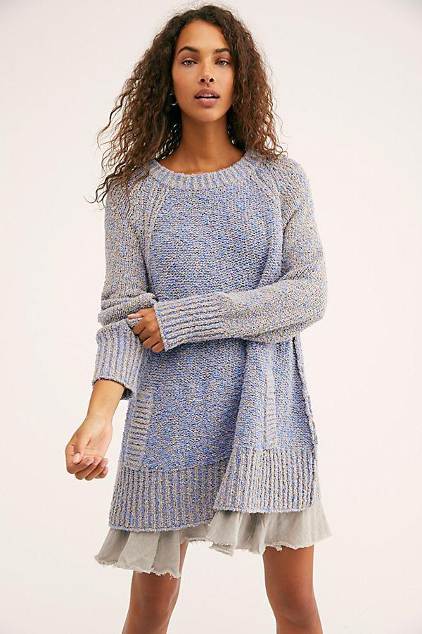 42++ Free people sweater dress ideas
