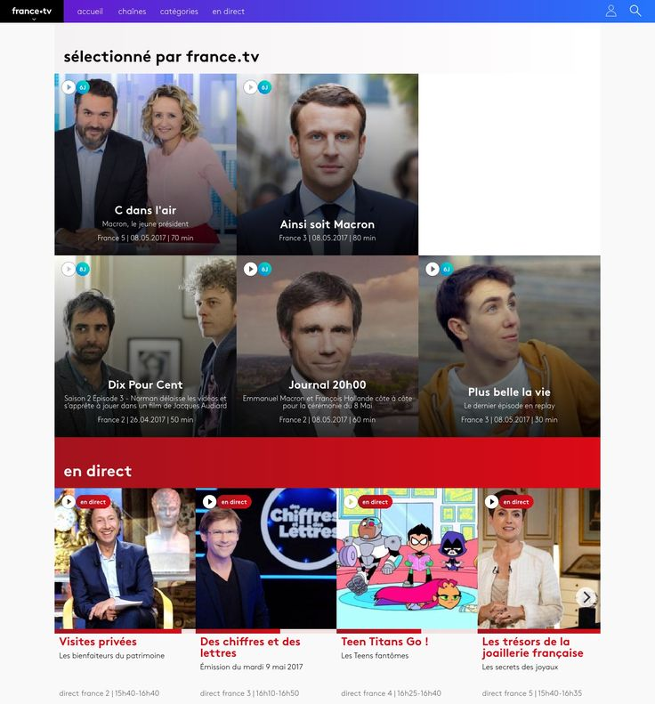 Voici france.tv, le service de replay moderne qui remplace Pluzz - http://www.frandroid.com/android/android-tv/426070_replay-francetv-pluzz-devient-france-tv  #AndroidTV, #ApplicationsAndroid