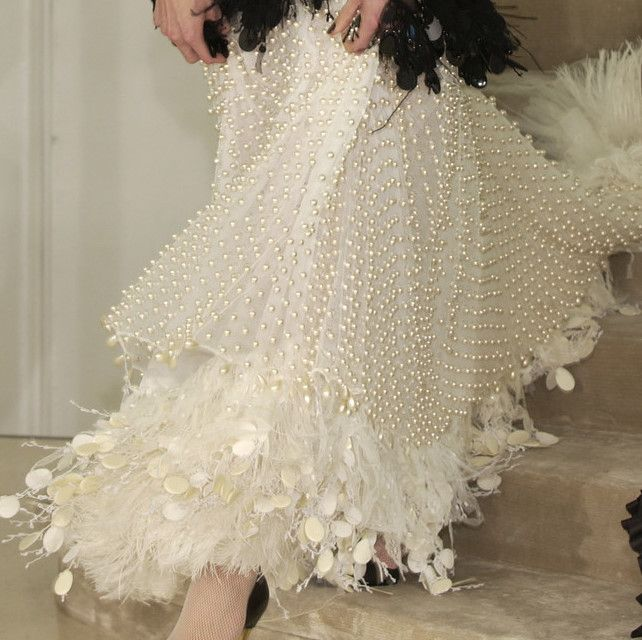 Chanel Wedding Dresscouture