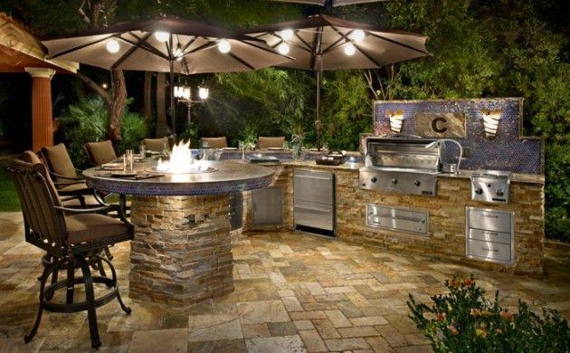 Außenküche selber bauen – 22 gute Ideen und wichtige Tipps   – Meike Schüßler