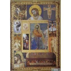 Carta decoupage Angeli/religiose/icone e dame - Merceria Tante Idee