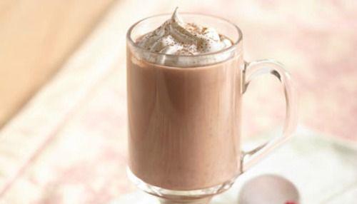 receita de um café gelado
