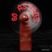 Houston Astros Light-Up Handheld Message Fan #Fanatics