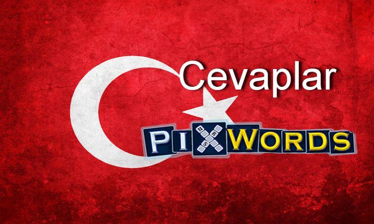 Cevaplar PixWords http://cevaplar.pixwords.co.uk/