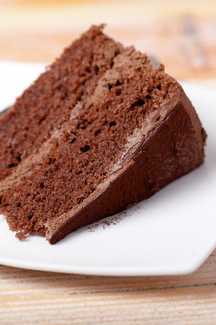 Baking Powder Or Bicarbonate Of Soda For Chocolate Cake