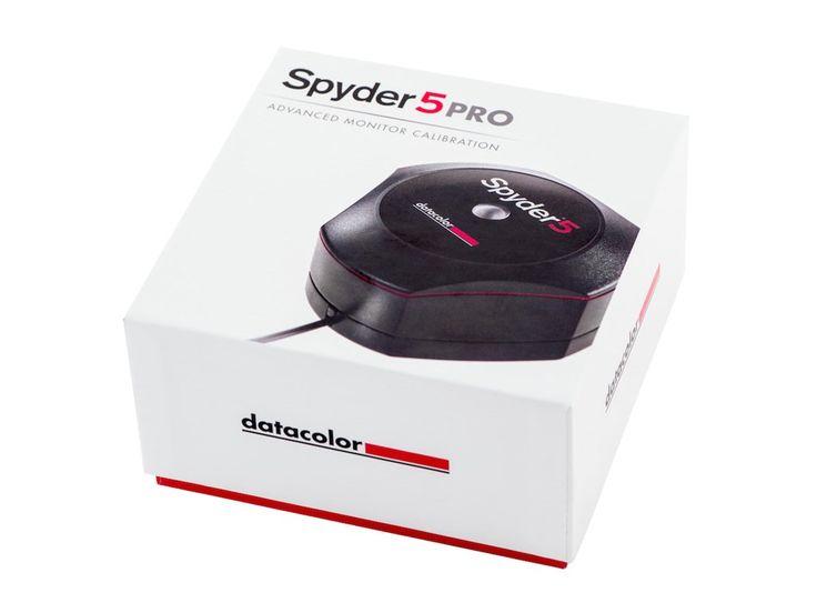 Datacolor Spyder5 Pro - Entusiasten og den avanserte fotografens fargekalibrator