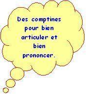 Des comptines classées selon leur intérêt du point de vue du code de l'écrit - comptine, maternelle, code, écrit, son, structure
