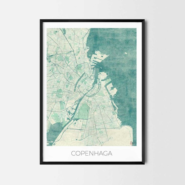 The Best A Map Posters Blue Style Images On Pinterest Blue - Cool map posters