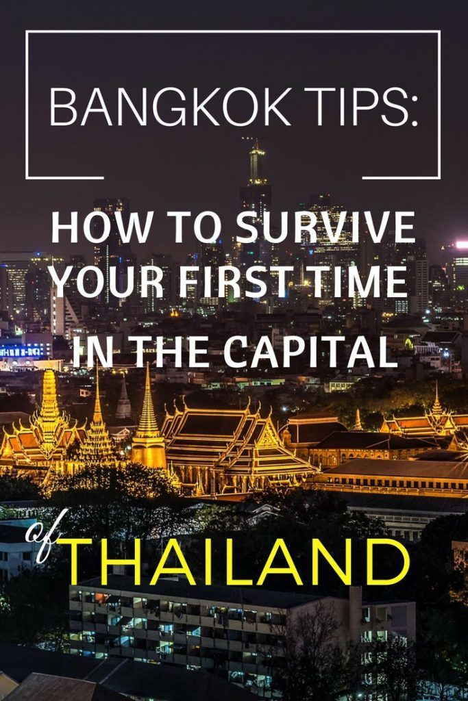 Bangkok Tips: How To Survive Your First Time In The Capital. Click here to read more!